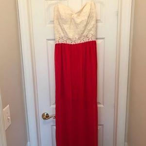Dresses & Skirts - Tube top summer maxi, never worn, but no tags